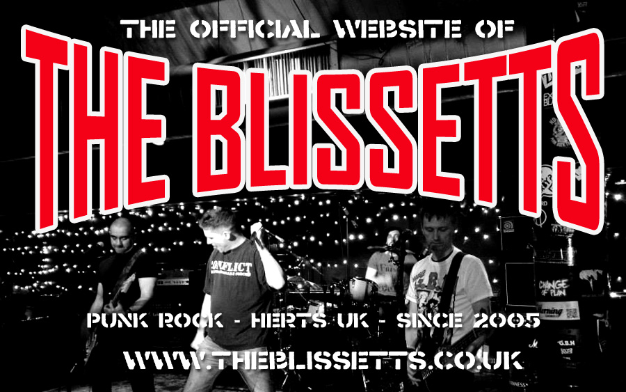 Click to enter The Blissetts Official Website
